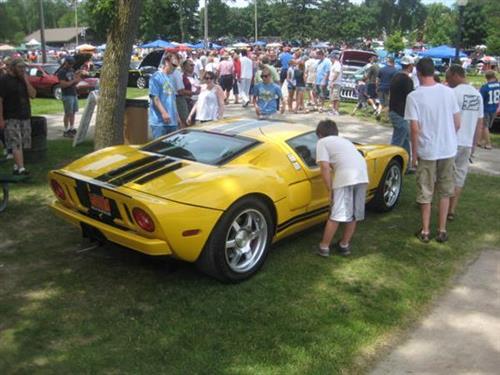 Ducktona 500 Car Show & Duck Race