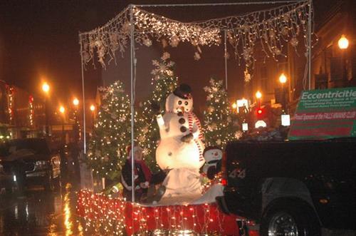 Main Street Memories & Holiday Parade