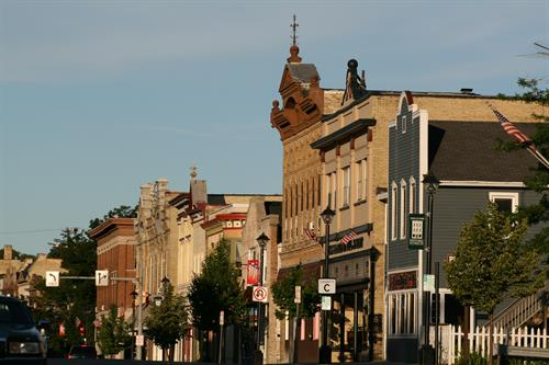 Historic Downtown Plymouth