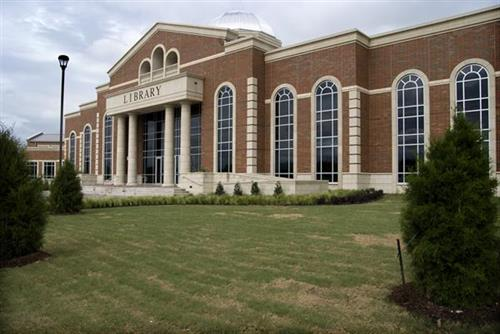 Collin College, Central Park Campus Library (McKinney)