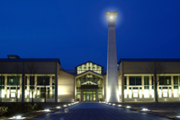 Collin College, Preston Ridge Campus Library (Frisco)