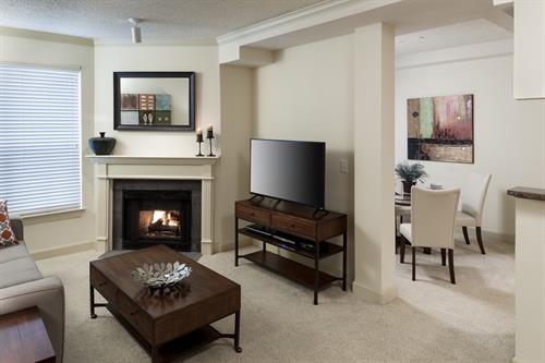 All utilities including high-speed internet, cable, electric and gas are set up and included in your monthly rent.