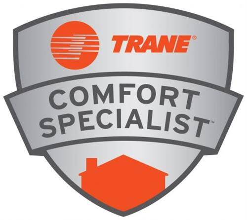 Your North Texas Trane Comfort Specialist