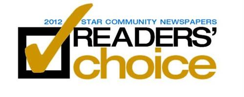 2012 Readers Choice Award