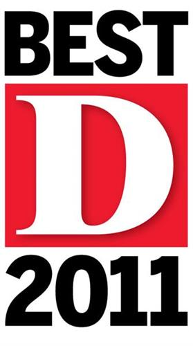 2011 D Magazine Best Agent