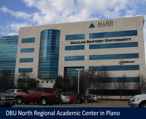 DBU North Regional Academic Center in Plano