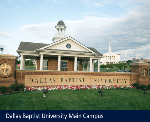 Dallas Baptist University Main Campus