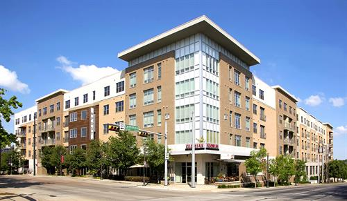 We offer desired locations in urban developments in Dallas.