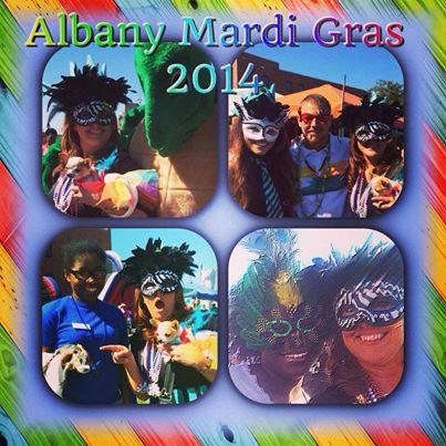 Albany Mardi Gras 2014