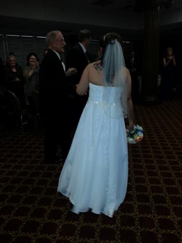 George and Anna's Wedding 3-2015: The First Dance