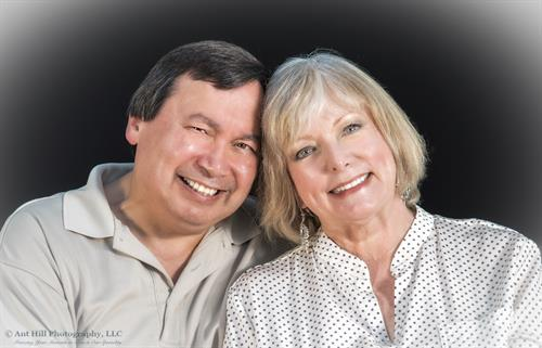 The Ant Hill Photography Team - John and Darlene