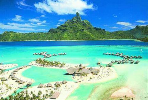 The Beautiful Bora Bora