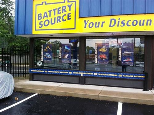 Store Front Graphics