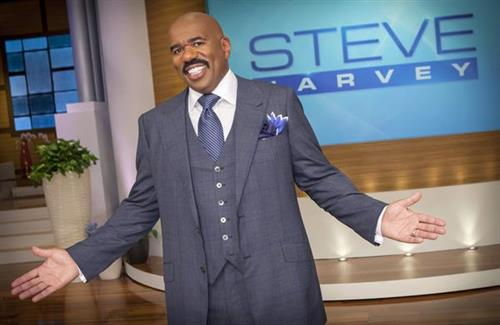 Steve Harvey Weekdays at 4pm on WSWG