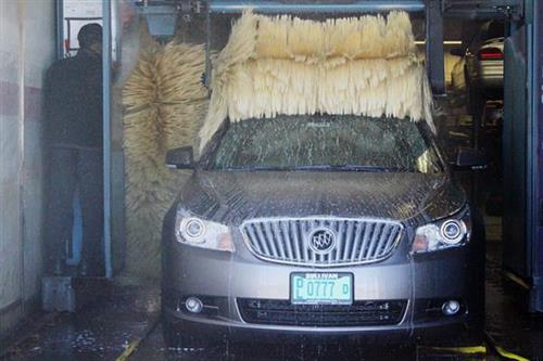 Free Carwashes with ANY Service