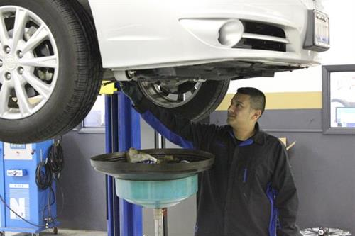 Oil Changes By Certified GM Technicians