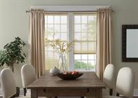 Sheer Pleated Shades & Drapery Panels