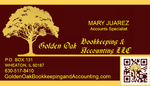 Golden Oak Bookkeeping and Accounting