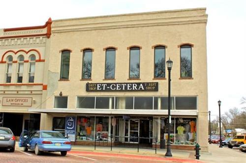 Et Cetera Store Front