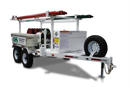 PhaseRaiser® Equipment Trailer