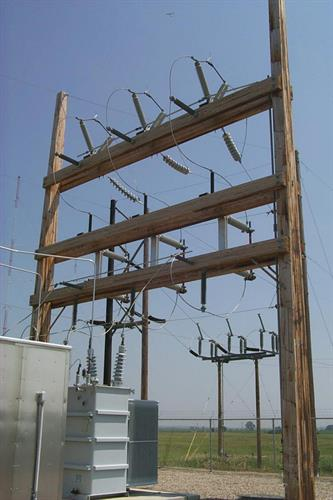 E-LAM® Substation Structure