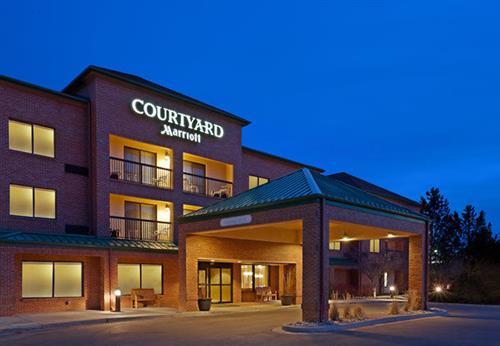 Courtyard Boulder/Louisville