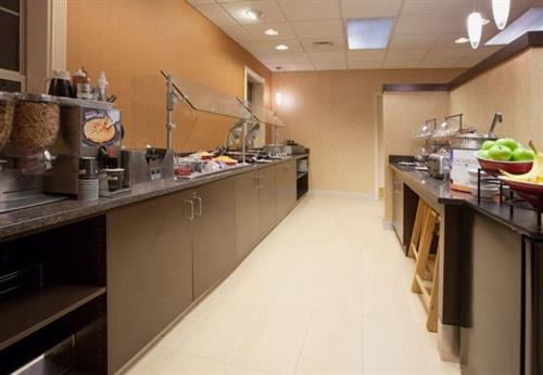 Residence Inn Buffet Area