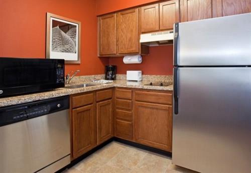 Residence Inn Suite Kitchen