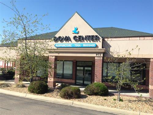 The Dova Center for Health and Healing, Louisville, CO