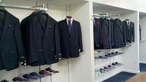 In-stock Suits and Sportcoats