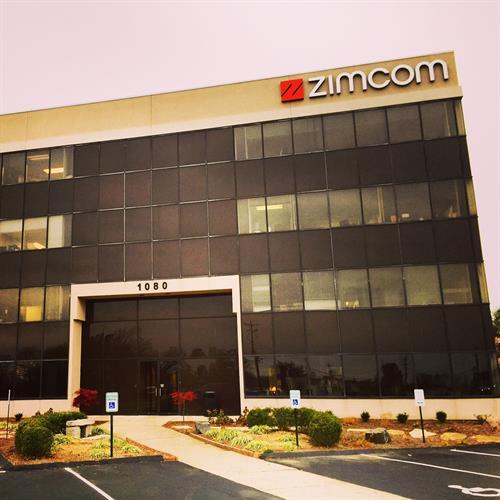 Zimcom building