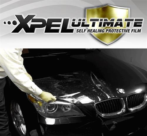 XPEL Ultimate Self Healing film