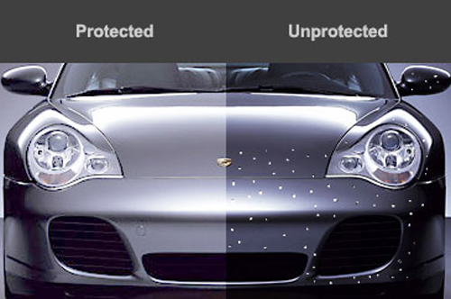 Protected and unprotected