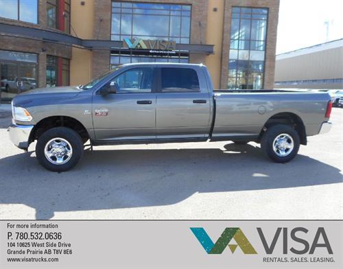Visa Sell Used Trucks - Call us at (780) 532-0636