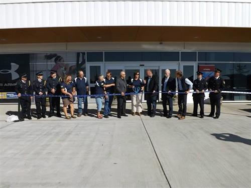 Grand Opening Ribbon Cutting Sept 8 13