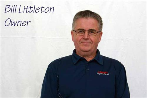 Bill Littleton Owner & Manager