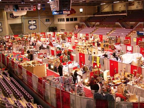 Christmas Craft Sale at Crystal Centre