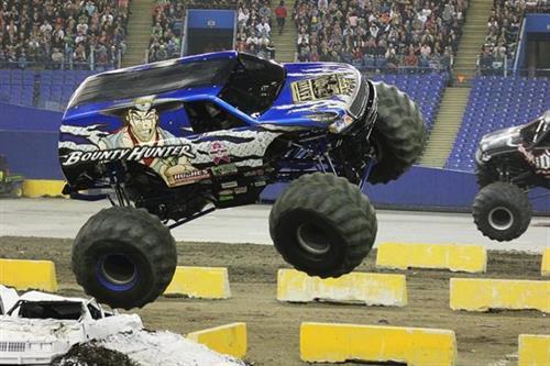 Monster Trucks at Crystal Centre