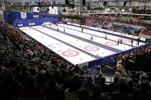 Ford World Curling at Crystal Centre