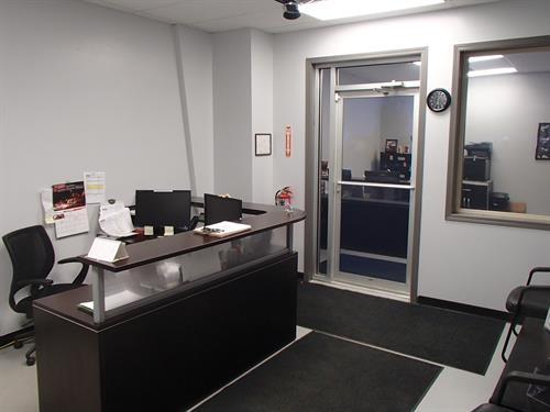 Clairmont Branch - Front Office