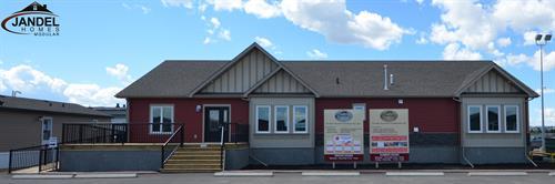 The Grande Prairie Sales Centre