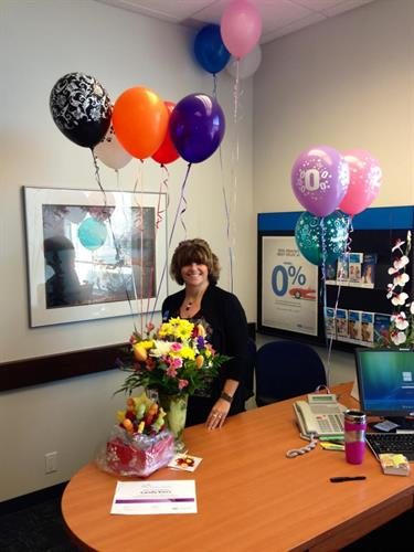 Candy Kiers Anniversary Celebration