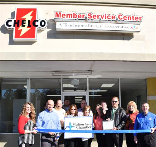 CHELCO's Santa Rosa Beach office has moved to a new location in the Emerald Coast Plaza at 3906 Hwy. 98 W.