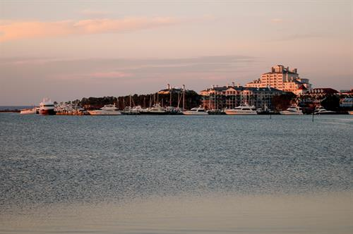 Marina and Village