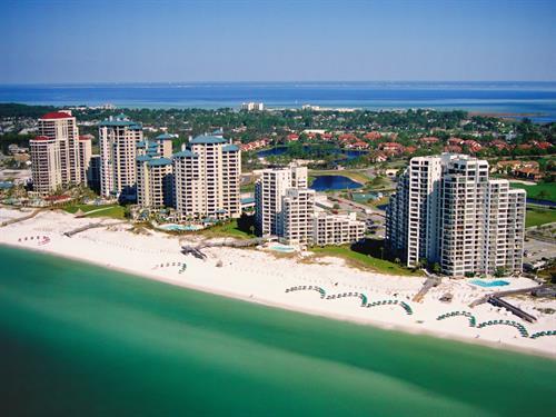 Sandestin Golf and Beach Resort Aerial