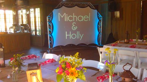 Wedding Reception Slideshows