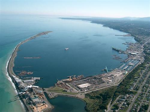 port angeles harbor