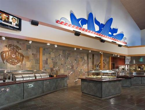 Salish Room Buffet