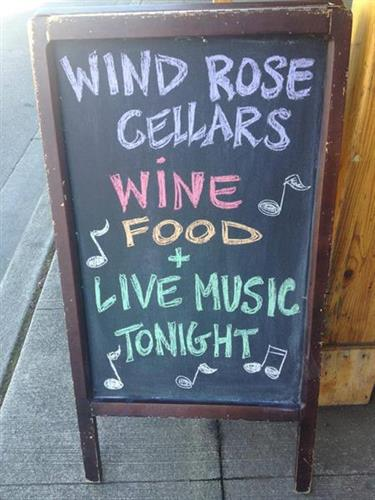 Wind Rose Cellars, Sequim