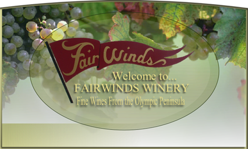 FairWinds Winery, Port Townsend